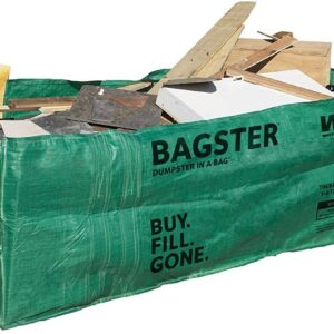 BAGSTER Dumpster in a Bag 3CUYD