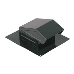 Broan NuTone Steel Roof Cap for 4 in round duct
