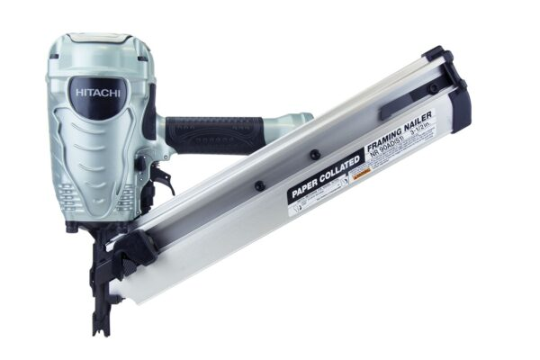HITACHI 3-1.2 in. Paper Collated Framing Naile NR90ADS1 AMB Distributing Inc.
