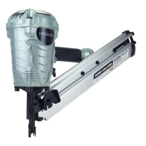 HITACHI 3-1.2 in. Paper Collated Framing Nailer NR90ADS1 ABM Distributing