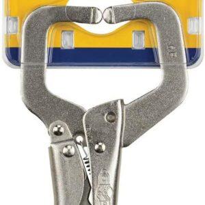 IRWIN Vise-Grip C Clamp Locking