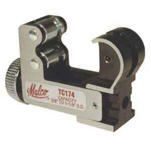 MALCO Compact Double Roller Tube Cutter TC174