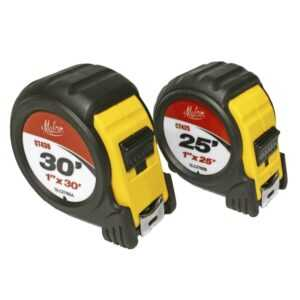 MALCO Measuring Tape 30' and 25'