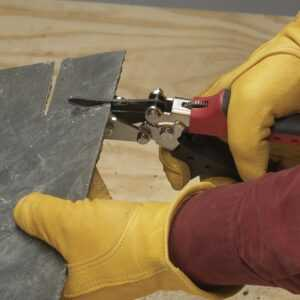 Malco Natural Roofing Slate Hand Cutter NSC1