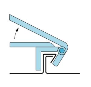 RAU 111 Single-Lock Hand Seamer _